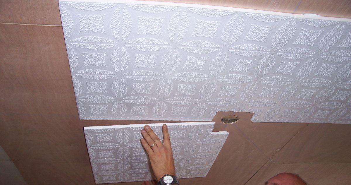 Самостоятельный монтаж натяжного потолка