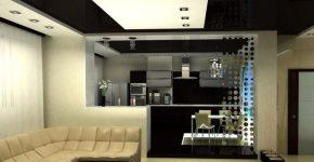 Геометрия как вариант дизайна потолка